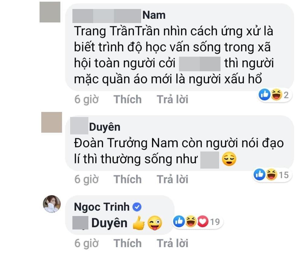 Ngọc Trinh làm thơ con chó đá đểu Tuesday, Trang Trần cổ vũ bênh vực xôn xao cõi mạng-4