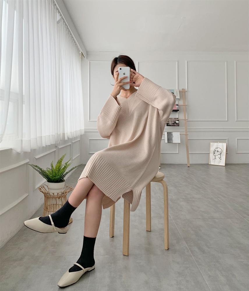 Giả sử Đông 2019 không lạnh thì bạn hãy chăm diện váy, đặc biệt là 3 kiểu xinh ngất ngây sau-11