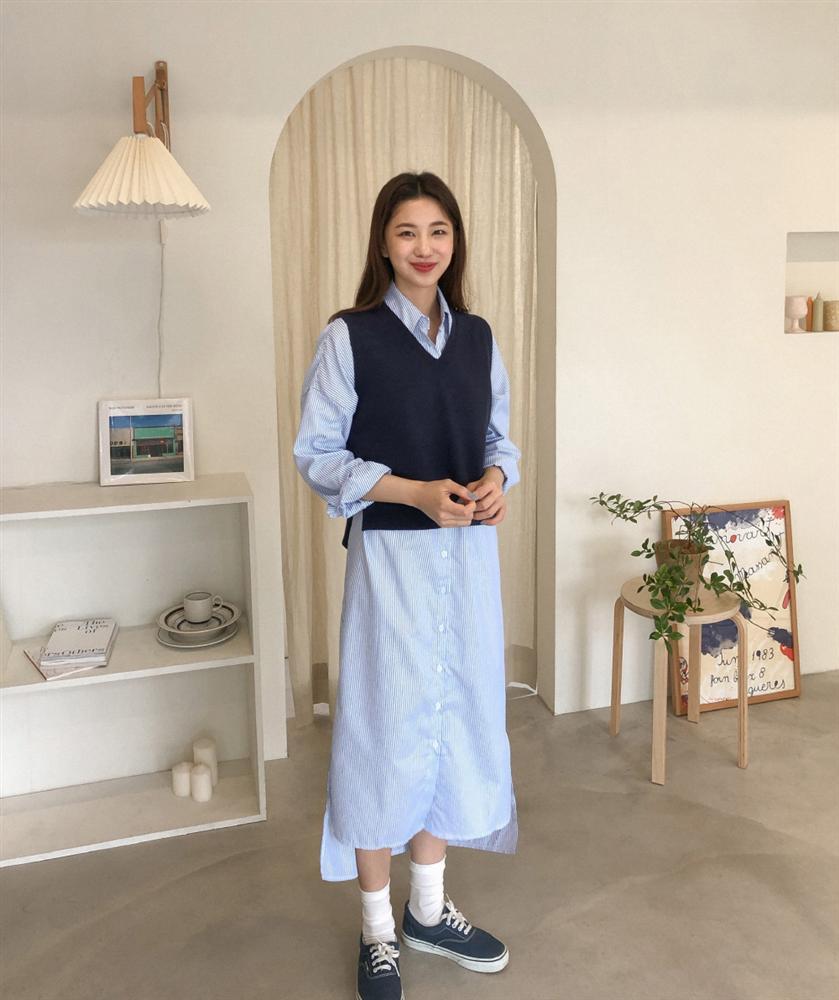 Giả sử Đông 2019 không lạnh thì bạn hãy chăm diện váy, đặc biệt là 3 kiểu xinh ngất ngây sau-5