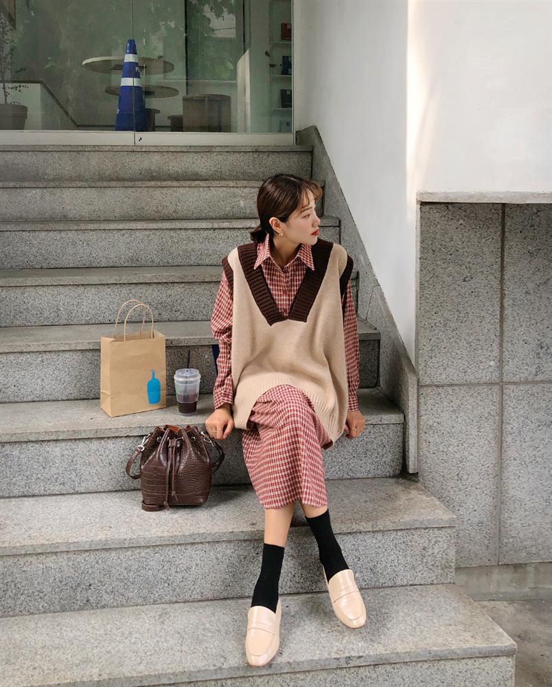Giả sử Đông 2019 không lạnh thì bạn hãy chăm diện váy, đặc biệt là 3 kiểu xinh ngất ngây sau-7