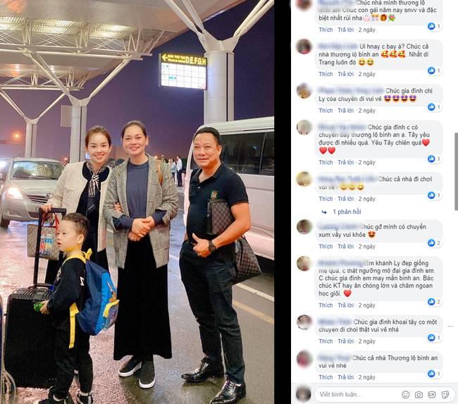 Ly Kute khoe ảnh cùng gia đình du lịch Hàn Quốc, nhưng ngoại hình bố mẹ cô mới là điều khiến dân mạng bất ngờ-1