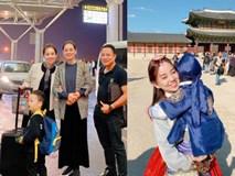 Ly Kute khoe ảnh cùng gia đình du lịch Hàn Quốc, nhưng ngoại hình bố mẹ cô mới là điều khiến dân mạng bất ngờ