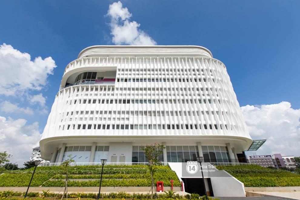 Khám phá Ngôi nhà hình lục giác trị giá hơn 400 tỷ đồng đang làm mưa làm gió sinh viên Sài Gòn-3