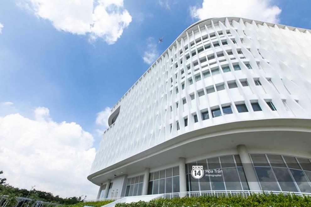 Khám phá Ngôi nhà hình lục giác trị giá hơn 400 tỷ đồng đang làm mưa làm gió sinh viên Sài Gòn-4