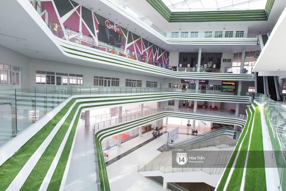 Khám phá Ngôi nhà hình lục giác trị giá hơn 400 tỷ đồng đang làm mưa làm gió sinh viên Sài Gòn-6