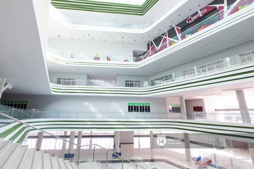 Khám phá Ngôi nhà hình lục giác trị giá hơn 400 tỷ đồng đang làm mưa làm gió sinh viên Sài Gòn-7