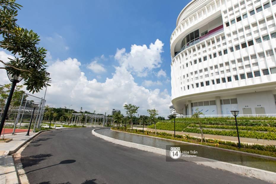 Khám phá Ngôi nhà hình lục giác trị giá hơn 400 tỷ đồng đang làm mưa làm gió sinh viên Sài Gòn-16