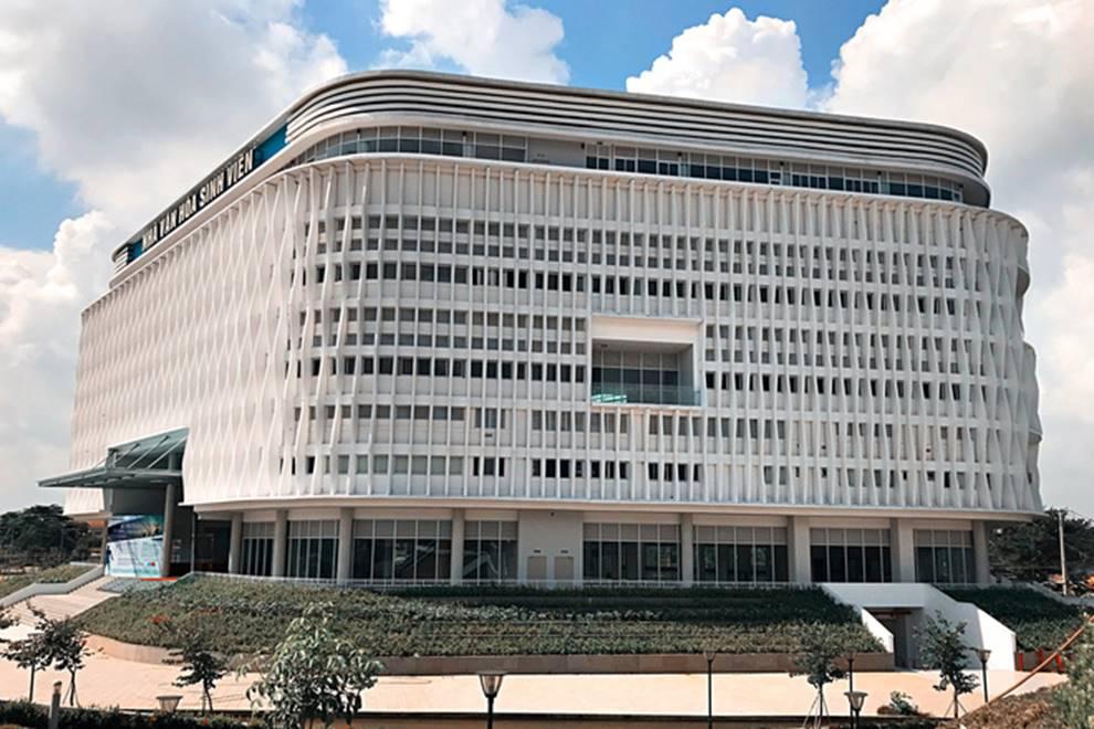 Khám phá Ngôi nhà hình lục giác trị giá hơn 400 tỷ đồng đang làm mưa làm gió sinh viên Sài Gòn-19