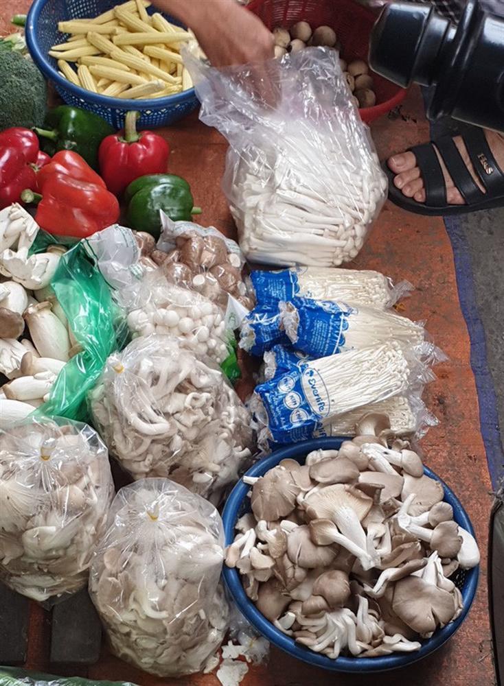 Nấm Trung Quốc tung hoành khắp chợ dân sinh-1