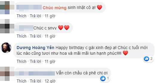Hậu ồn ào ly hôn Hồ Hoài Anh, Lưu Hương Giang đón sinh nhật giản dị-3