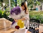 Sau scandal ly hôn, Lưu Hương Giang - Hồ Hoài Anh lần đầu xuất hiện cùng nhau tại đám cưới Đông Nhi - Ông Cao Thắng-5