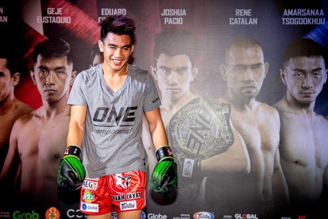 Võ sỹ điển trai gây sốt ONE Championship: Gã béo ục ịch hóa nhà vô địch 57kg-1
