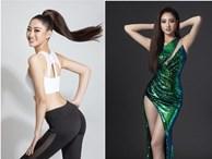 Lương Thuỳ Linh khoe chân dài thẳng tắp trong bộ ảnh 'chào sân' Miss World
