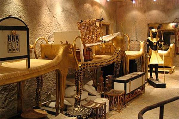 Bí ẩn chiếc kèn mang lời nguyền của pharaoh Ai Cập-3
