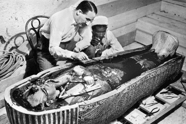 Bí ẩn chiếc kèn mang lời nguyền của pharaoh Ai Cập-4
