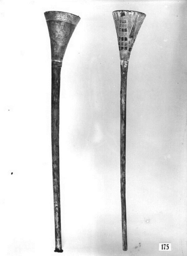 Bí ẩn chiếc kèn mang lời nguyền của pharaoh Ai Cập-5