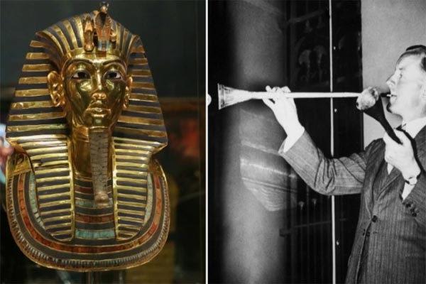 Bí ẩn chiếc kèn mang lời nguyền của pharaoh Ai Cập-6