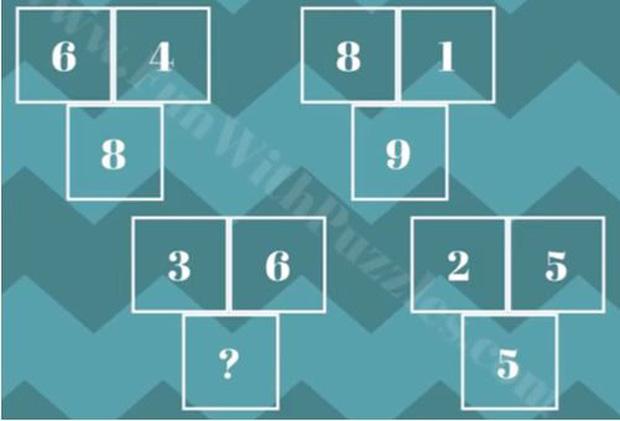85% người không giải được 5 câu hỏi tìm quy luật điền đáp án vào dãy số, bạn thuộc 15% còn lại?-4