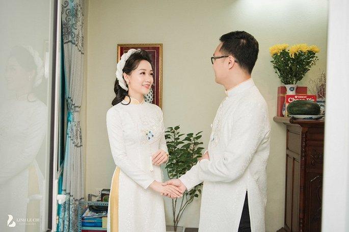 BTV Thời sự của VTV e ấp bên chồng sắp cưới trong lễ ăn hỏi-2
