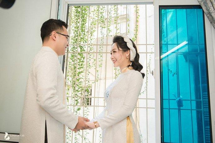 BTV Thời sự của VTV e ấp bên chồng sắp cưới trong lễ ăn hỏi-3