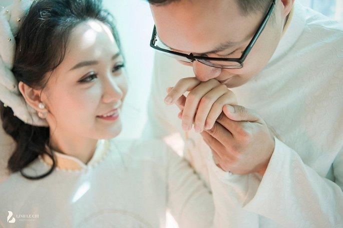 BTV Thời sự của VTV e ấp bên chồng sắp cưới trong lễ ăn hỏi-6