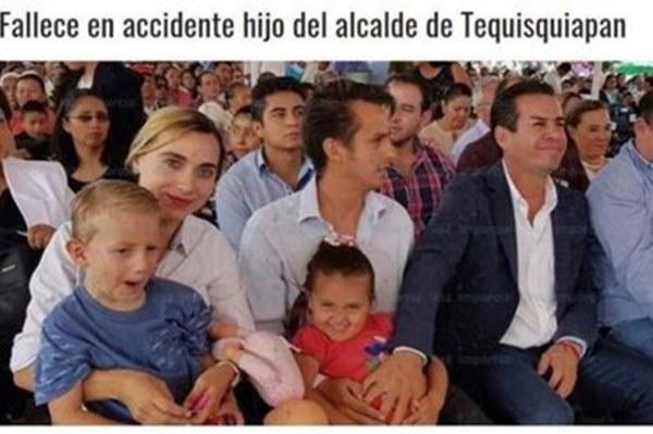 Hé lộ thêm thông tin mới gây sốc đằng sau đám cưới giữa cựu thị trưởng Mexico và con dâu đang gây xôn xao dư luận-3
