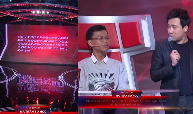 Nhà báo Lại Văn Sâm ôm đầu, tự tát, Trấn Thành chắp tay, cúi người... trước dàn Siêu trí tuệ Việt Nam-6
