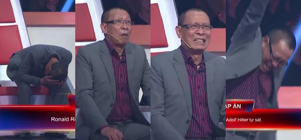Nhà báo Lại Văn Sâm ôm đầu, tự tát, Trấn Thành chắp tay, cúi người... trước dàn Siêu trí tuệ Việt Nam-9