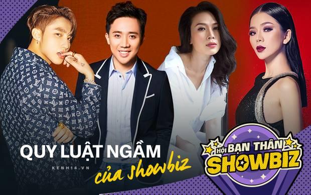 Vén màn loạt quy luật ngầm của showbiz Việt: Tranh cãi từ điều khoản hợp đồng, cát-xê tới xếp chỗ đứng trên poster-1