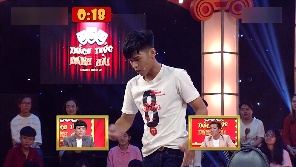 Trấn Thành, Trường Giang, Ngô Kiến Huy bị bắt quỳ gối giữa sân khấu-9