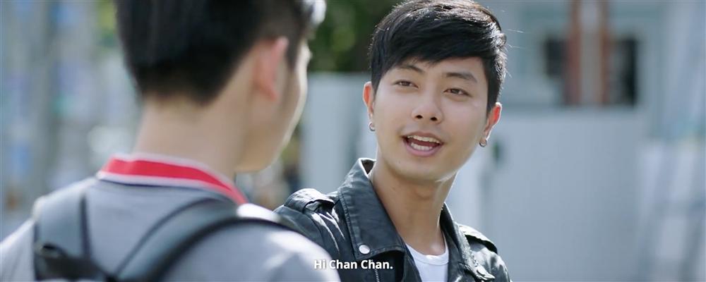 Con nuôi Minh Nhí lần đầu đóng phim đã phải lên chức bố-6