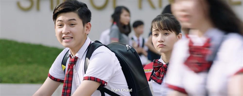 Con nuôi Minh Nhí lần đầu đóng phim đã phải lên chức bố-5