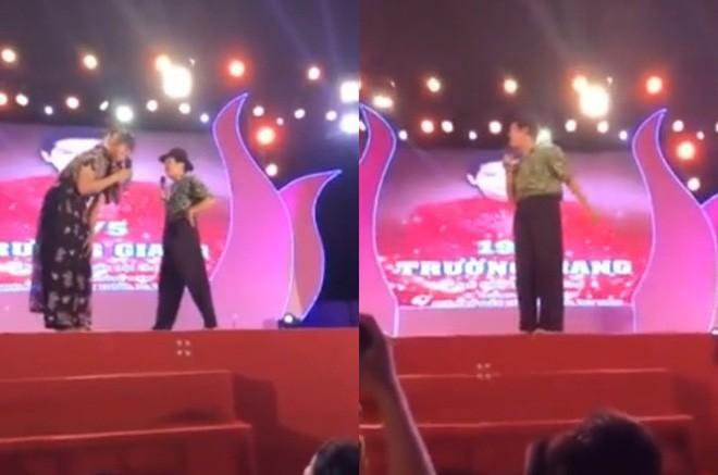 Những chuyện gây xôn xao của Trường Giang trên sân khấu-3