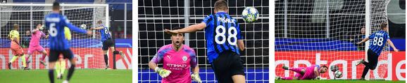 Ngày đen đủi của nhà vô địch nước Anh tại Champions League: Thủ môn số 1 chấn thương, thủ môn thứ 2 vào thay rồi ăn thẻ đỏ-9