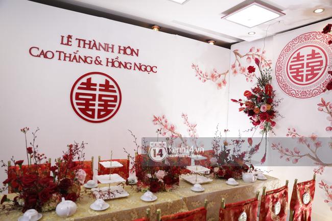 Sát giờ diễn ra lễ cưới, Đông Nhi nhá hàng khung cảnh tràn ngập hoa được chuẩn bị cho lễ vu quy, người hâm mộ thi nhau vào chúc mừng-7