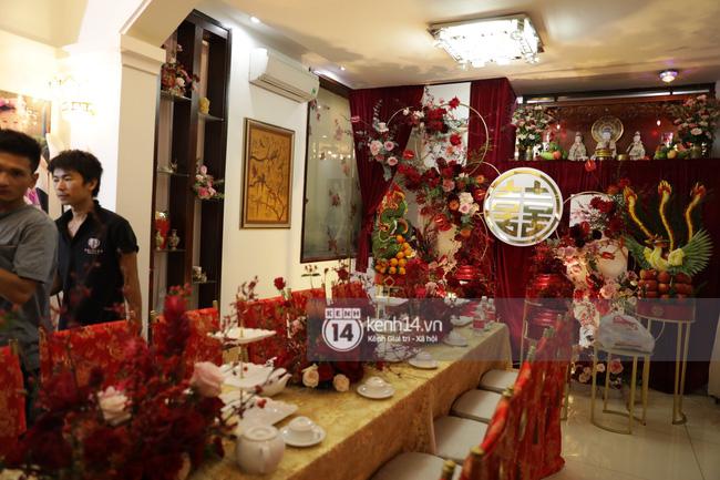 Sát giờ diễn ra lễ cưới, Đông Nhi nhá hàng khung cảnh tràn ngập hoa được chuẩn bị cho lễ vu quy, người hâm mộ thi nhau vào chúc mừng-8
