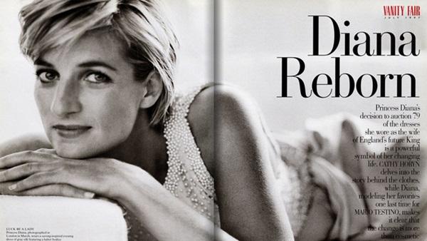 Ngắm bộ ảnh chân dung cuối cùng của Công nương Diana - vẻ đẹp rạng rỡ của sự tự do nhưng cũng là kí ức nhói đau trong lòng 2 Hoàng tử-1