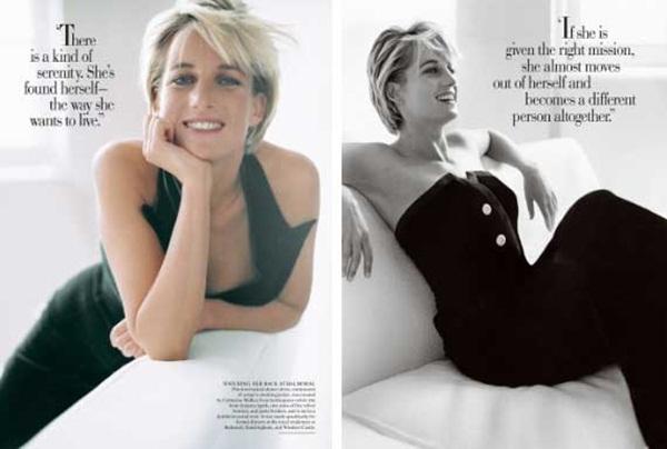Ngắm bộ ảnh chân dung cuối cùng của Công nương Diana - vẻ đẹp rạng rỡ của sự tự do nhưng cũng là kí ức nhói đau trong lòng 2 Hoàng tử-4