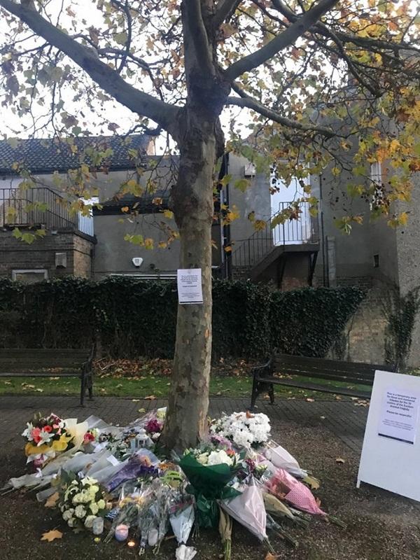 Ảnh: Đại sứ quán và người Việt tại Anh đặt hoa tưởng niệm 39 nạn nhân ở Essex-10