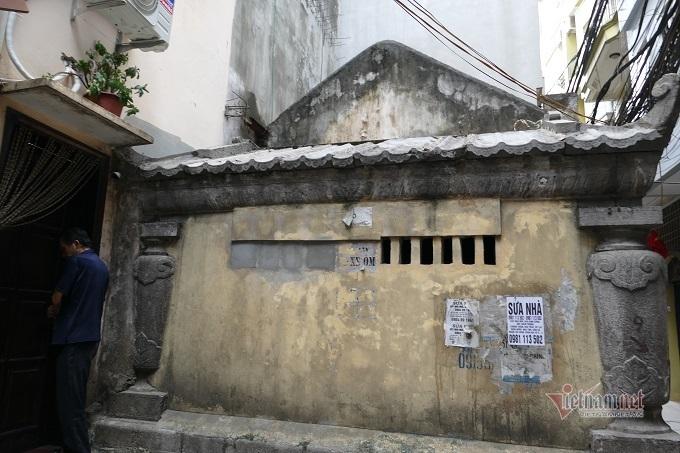 Chục gia đình sống trong ngôi mộ cổ, chuyện rợn tóc gáy giữa lòng thủ đô-11