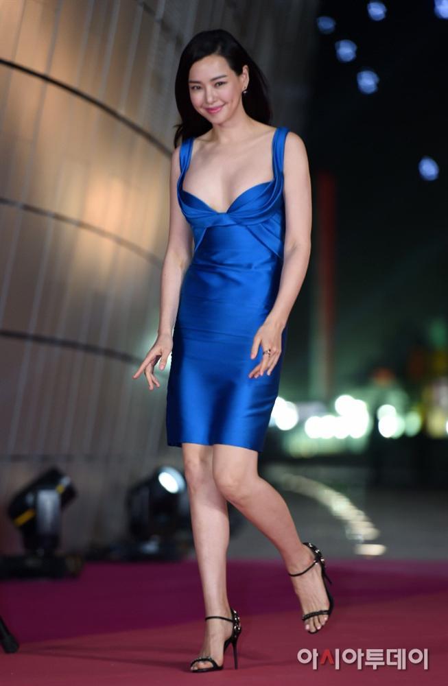 Vẻ gợi cảm của hoa hậu đẹp nhất Hàn Quốc-10