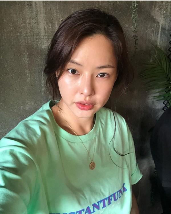 Vẻ gợi cảm của hoa hậu đẹp nhất Hàn Quốc-15