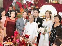 Lễ rước dâu Đông Nhi - Ông Cao Thắng: Lộ diện bố chồng quyền lực của Đông Nhi