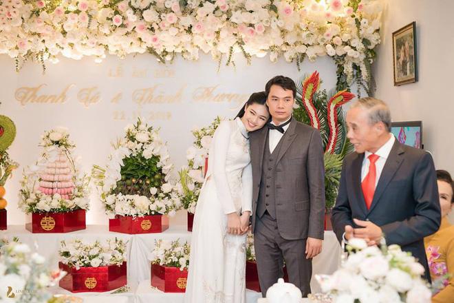 Cuộc sống của Á hậu Thanh Tú sau khi kết hôn với đại gia lớn hơn 16 tuổi-1