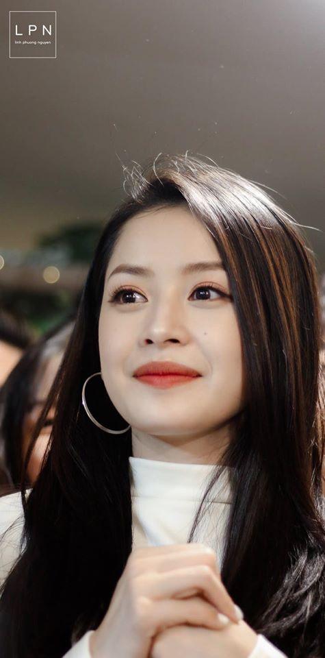 Chi Pu tung loạt ảnh quá ư là xinh chụp trong buổi họp fan tại Hà Nội-6