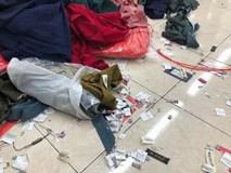 Hà Nội: Phát hiện 4 tấn quần áo nhập lậu được cắt mác, gắn tên nhãn hiệu nổi tiếng