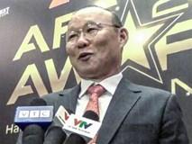 HLV Park nhắc đến vợ trong ngày nhận danh hiệu ở AFF Awards