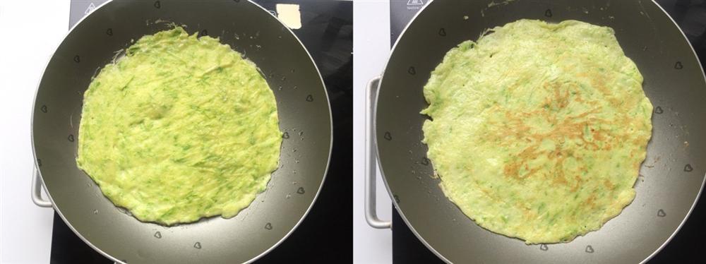 Thử ngay món bánh crepe màu xanh - nguồn bổ sung chất xơ hoàn hảo cho cả nhà-4