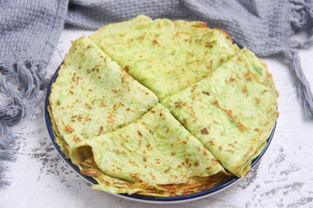 Thử ngay món bánh crepe màu xanh - nguồn bổ sung chất xơ hoàn hảo cho cả nhà-5