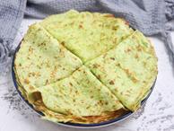 Thử ngay món bánh crepe màu xanh - nguồn bổ sung chất xơ hoàn hảo cho cả nhà